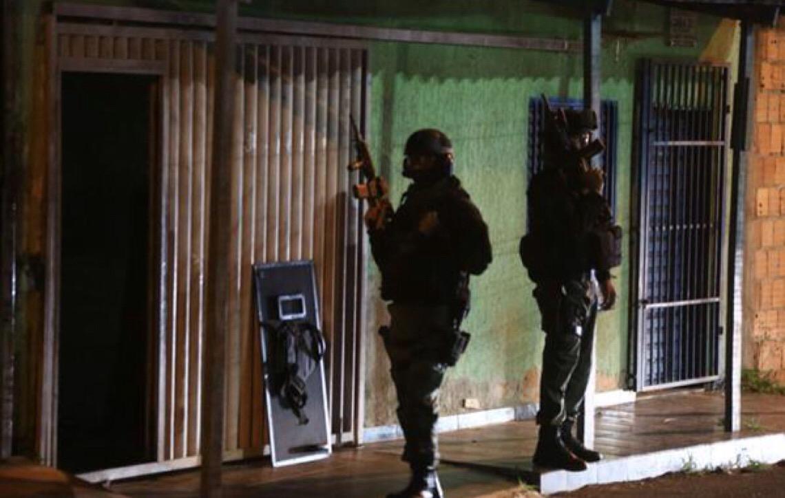 Traficantes que ameaçavam e extorquiam vítimas são alvo da Polícia Civil em Brasília