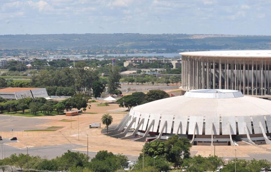 Saiba o que muda no trânsito de Brasília para o jogo entre Botafogo e Palmeiras