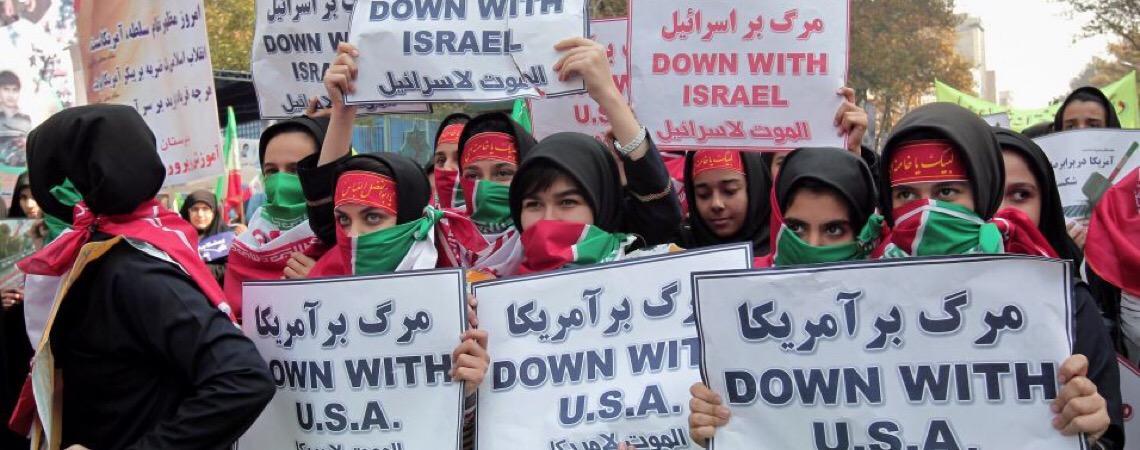 Orgulho persa do Irã pede respeito diante de ameaças dos Estados Unidos