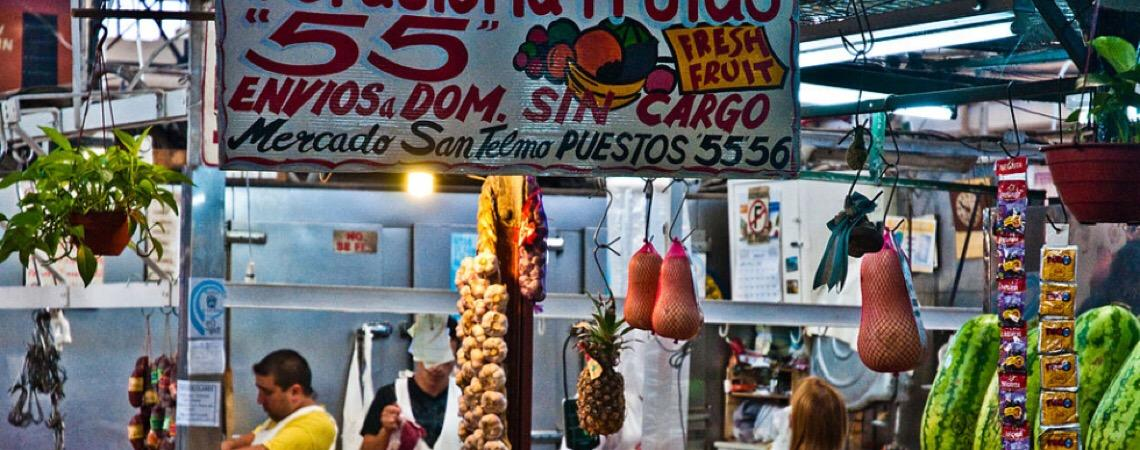 Crise na Argentina. Valor da cesta básica em Buenos Aires sobe quase 60% em um ano