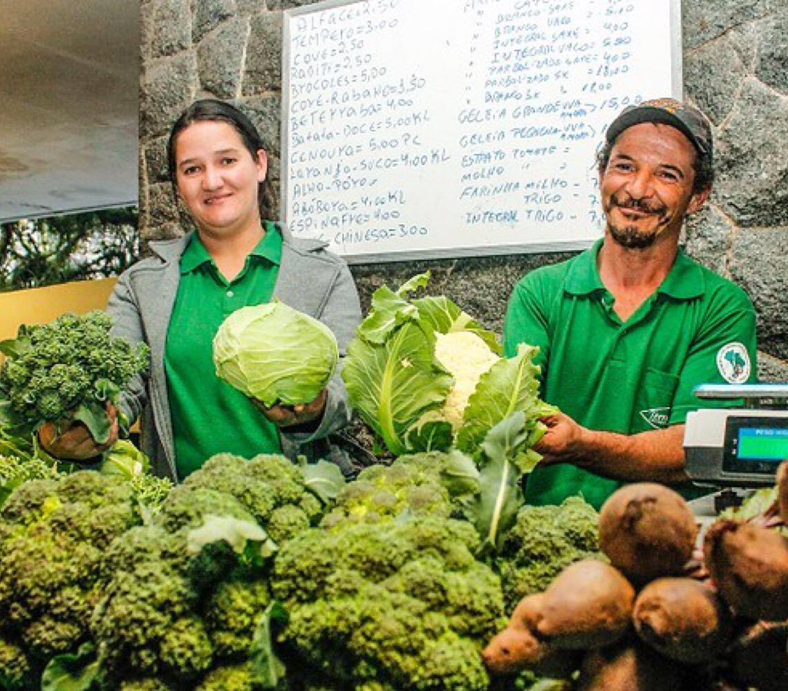 Quanto custa comer orgânicos em Porto Alegre?