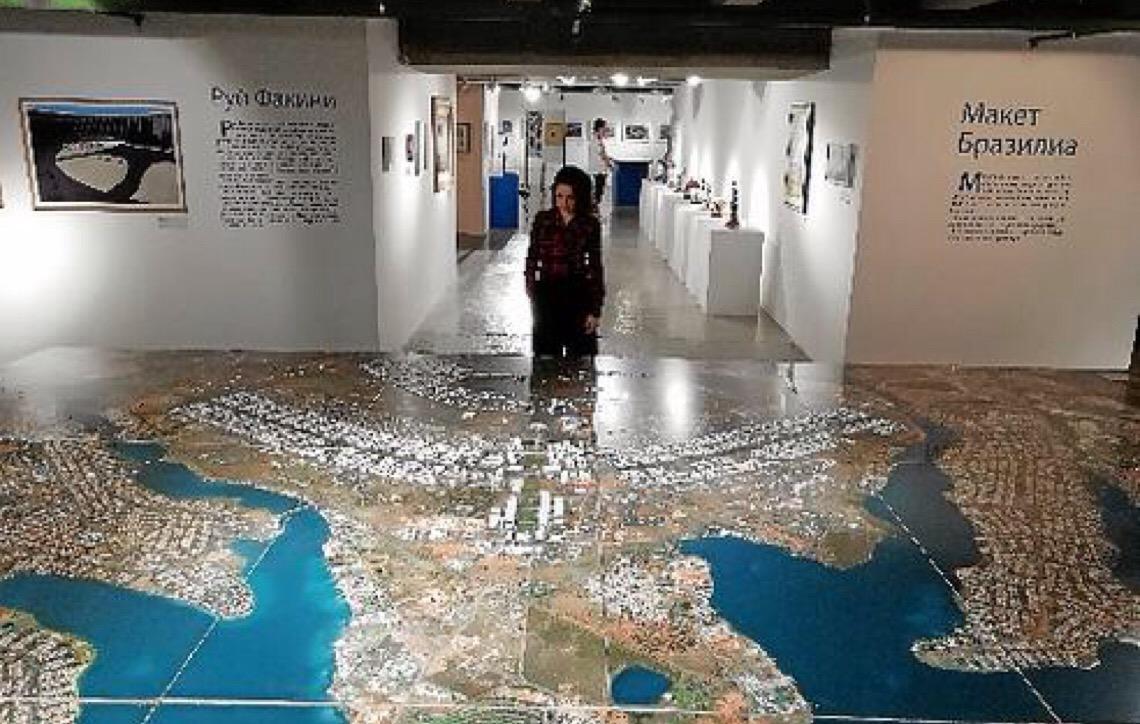 Brasília exposta em Londres