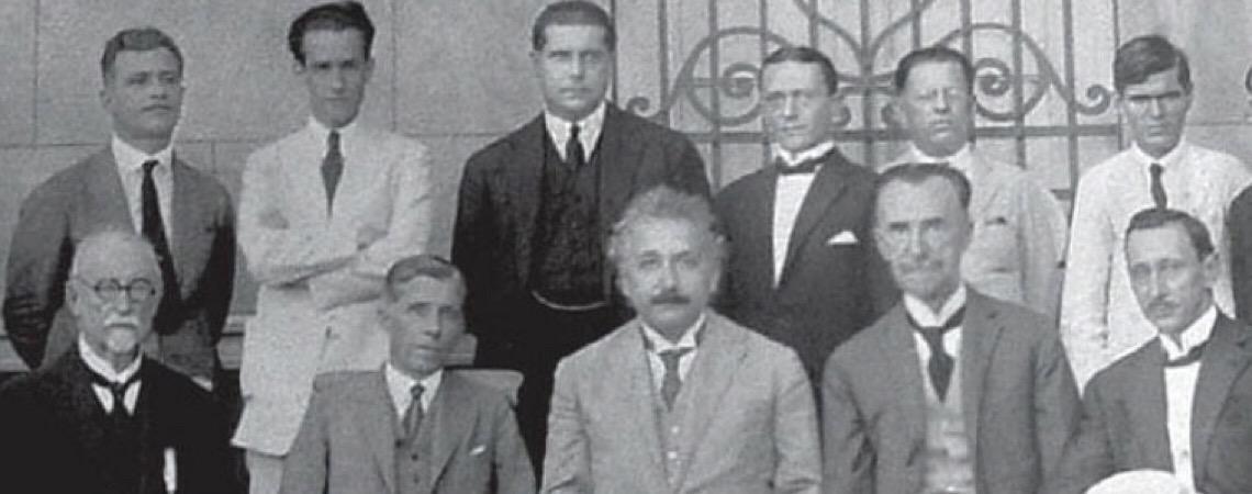 Há 100 anos, Sobral pôs Albert Einstein na história