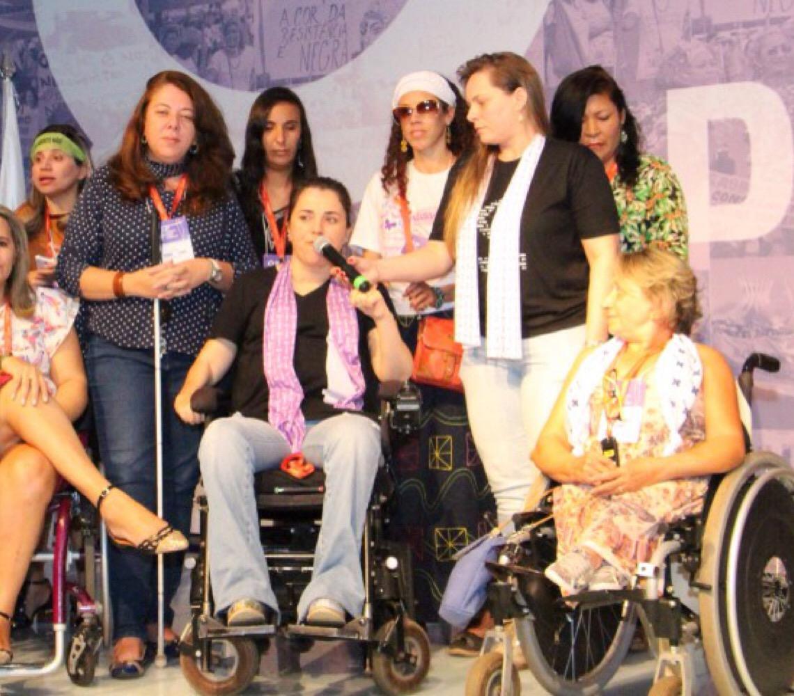 Mulheres com deficiência são pressionadas a abortar