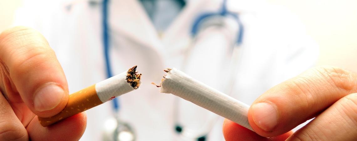 Fumar faz mal também para os rins