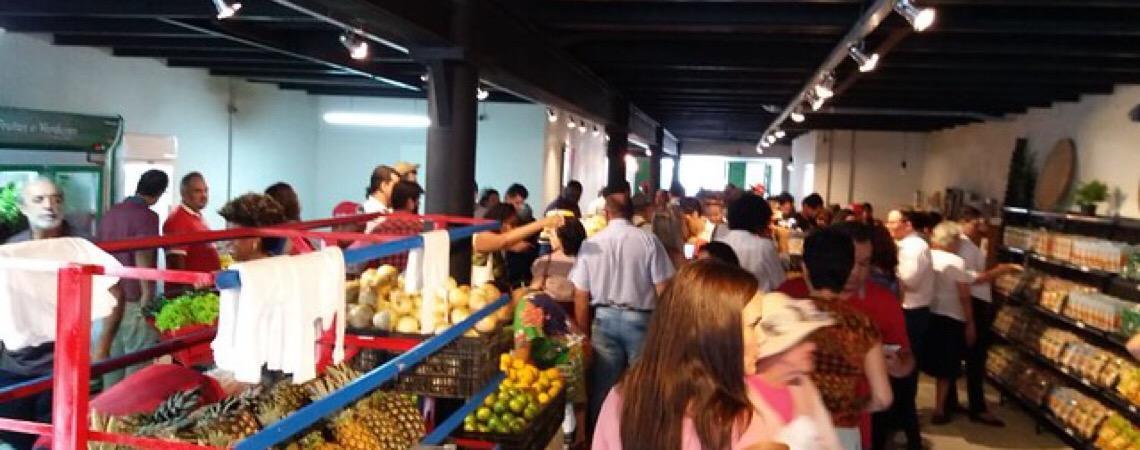 Na capital das feiras agroecológicas, Recife ganha primeiro Armazém do Campo do NE