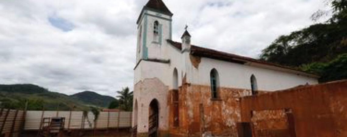 Dossiê da UFMG propõe tombamento de distrito destruído em Mariana