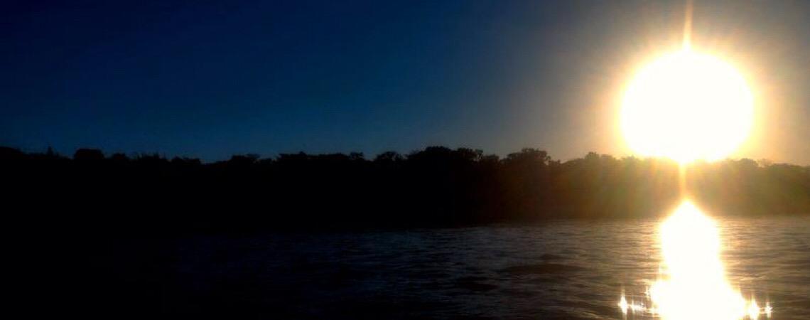 Lançamento. Presidente Jair Bolsonaro lança projeto de recuperação do Rio Araguaia