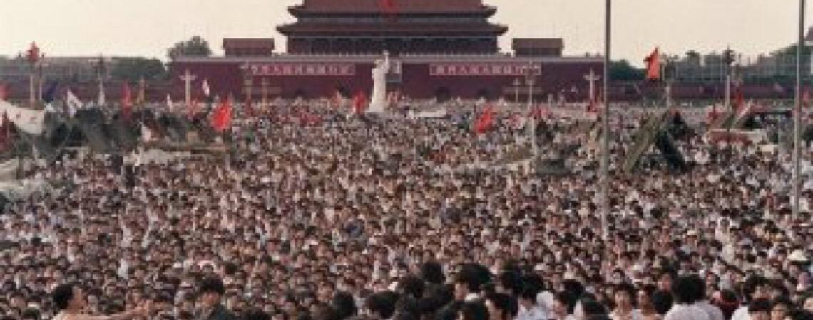 Como a Praça da Paz Celestial mudou a China