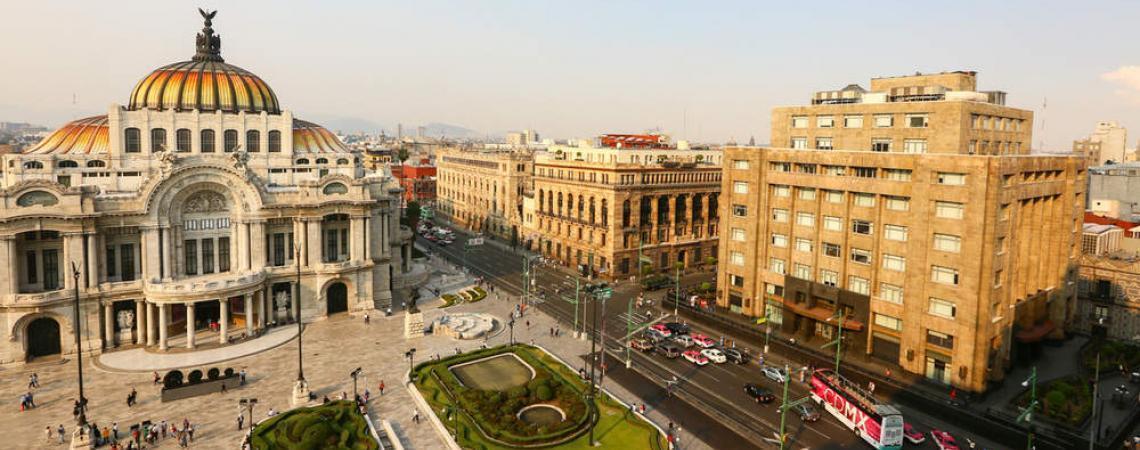 Cidade do México, a capital mexicana não decepciona os turistas