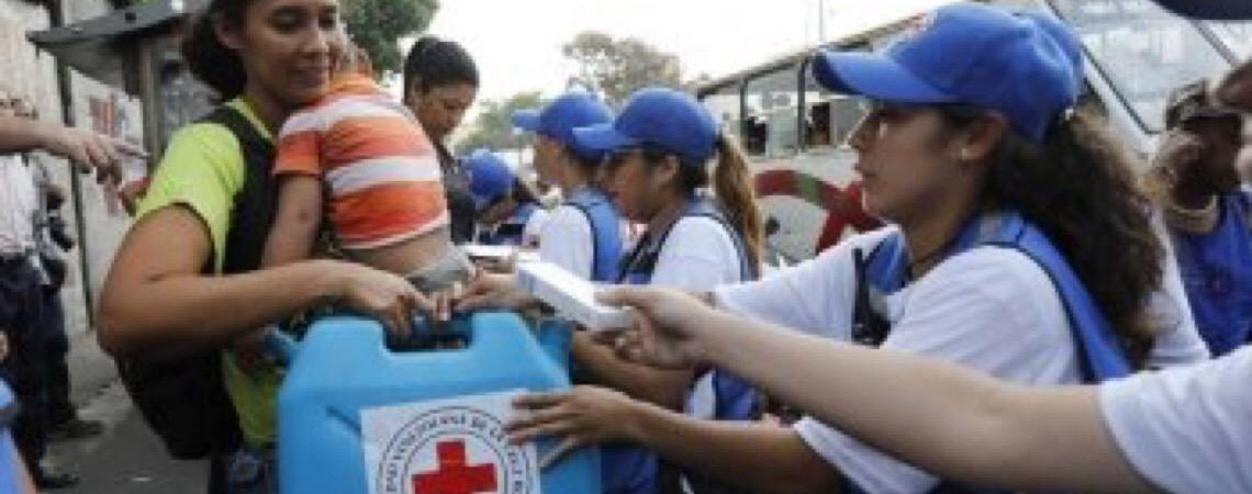 Na Venezuela. Nicolás Maduro anuncia acordo com Cruz Vermelha para acelerar entrada de ajuda humanitária