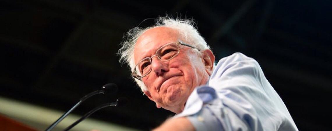Desigualdade. Bernie Sanders denuncia