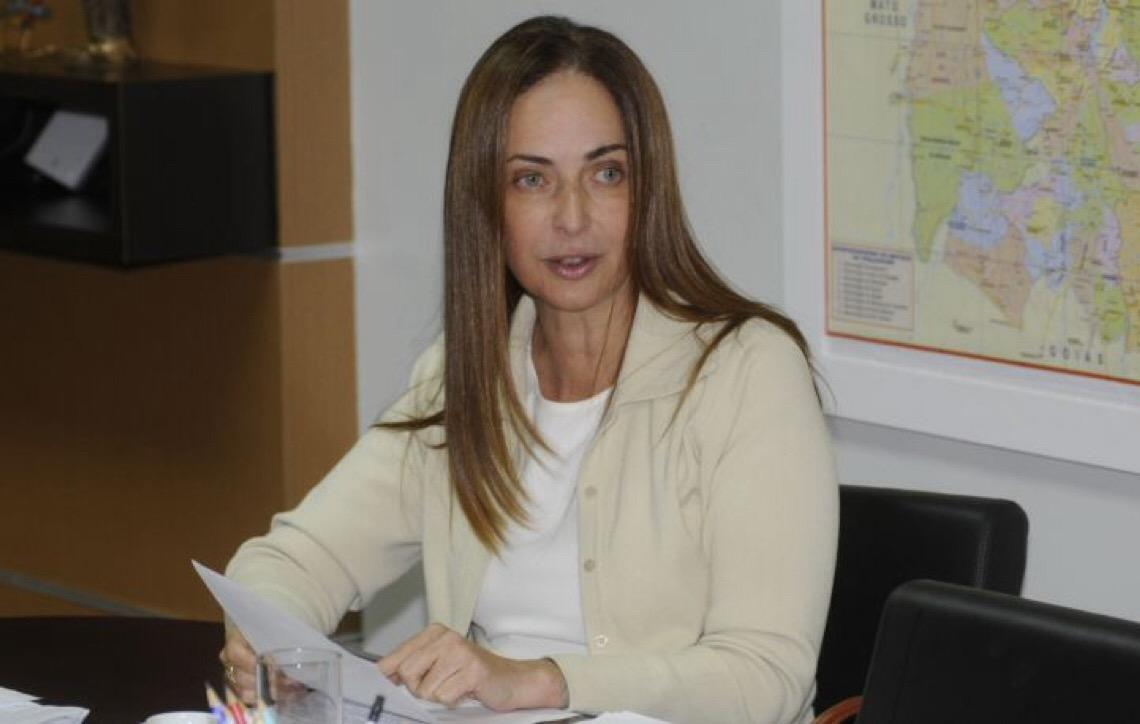 Cláudia Fernanda. Em fim de mandato, procuradora do MP de Contas critica falta de autonomia financeira