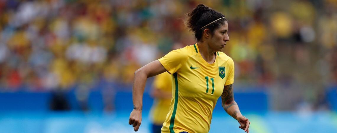 Copa da França. Bolsa Atleta financia 17 das 23 jogadoras da Seleção feminina na Copa