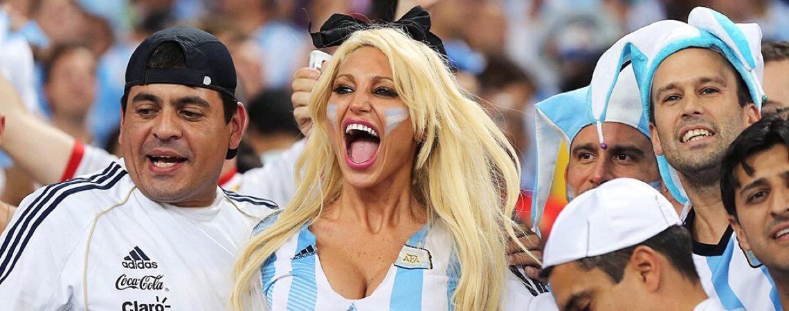 Copa América. Cinco mil torcedores argentinos estão proibidos de vir ao Brasil