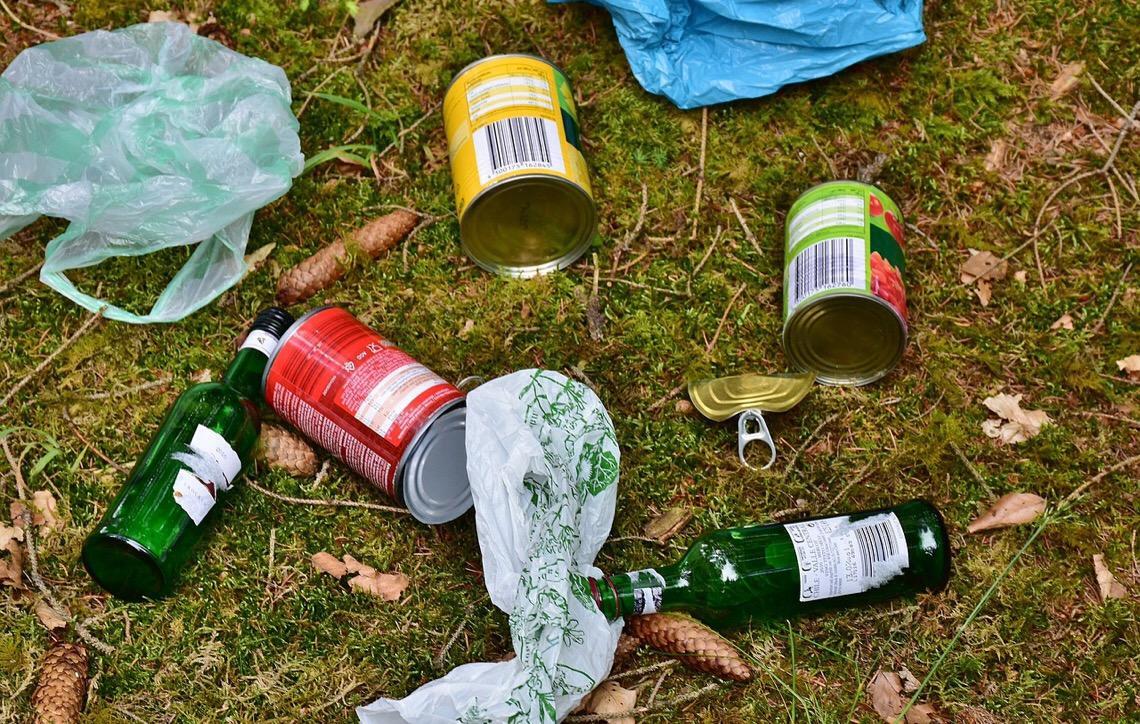 Redução de plástico em Brasília só em 2020