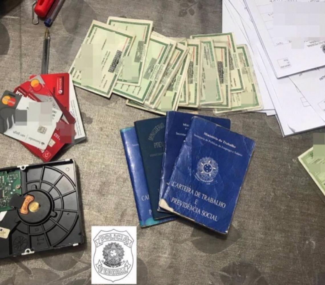 Operação Octopus. Polícia Federal mira fraudes em aposentadorias