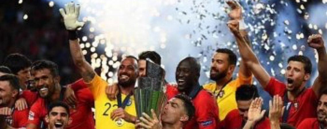 O destaque do Top 10. Brasil continua em 3º lugar no ranking da Fifa; Portugal sobe para 5º