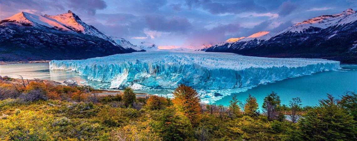 Na Argentina. Conheça o Parque Nacional dos Glaciares