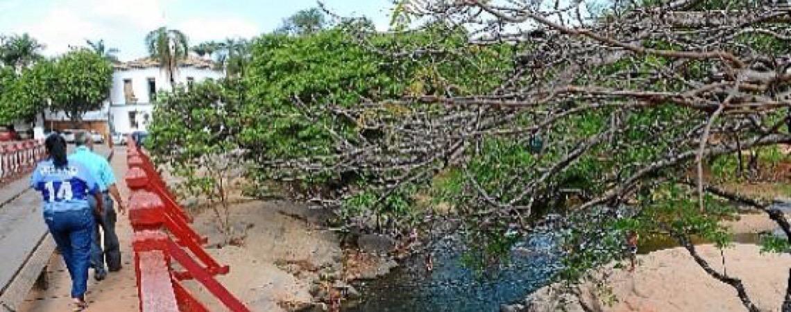 Quase 50 municípios de Goiás enfrentam risco de desabastecimento de água
