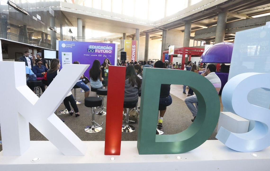 Pelo terceiro ano. Campus Party movimentará Brasília a partir desta 4ªfeira