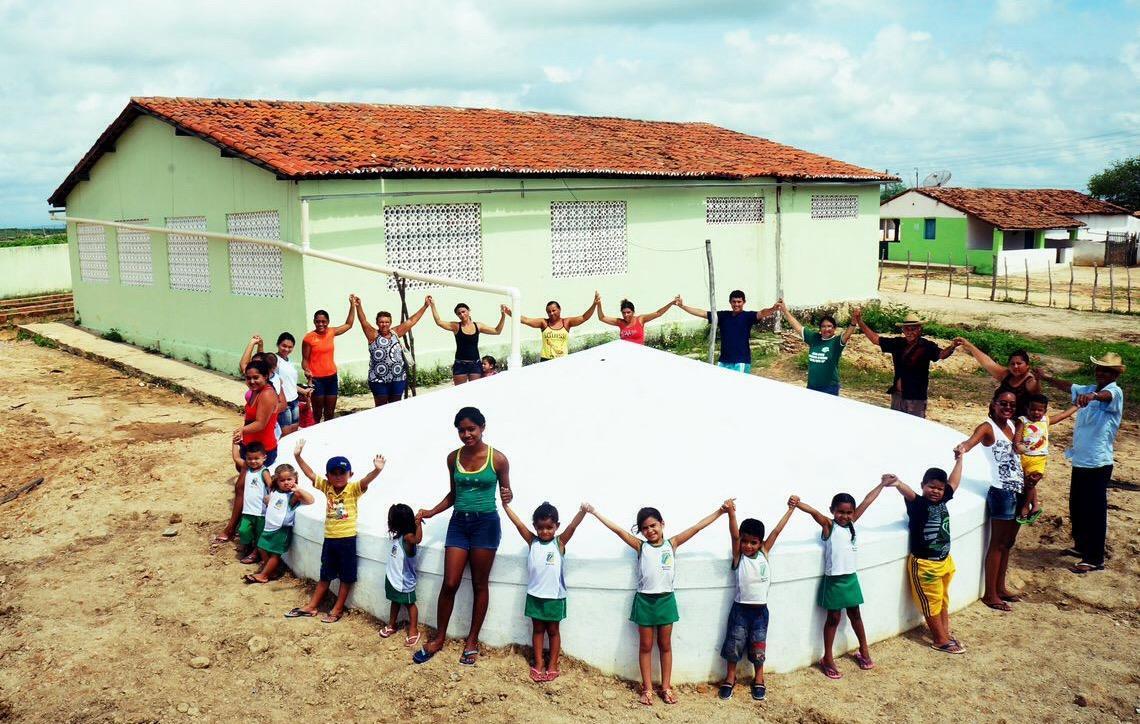 Segundo a secretária. Mais de 3,7 mil comunidades vão receber cisternas a partir de julho