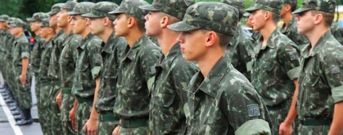 Exército Brasileiro abre concurso para Oficiais e Capelães