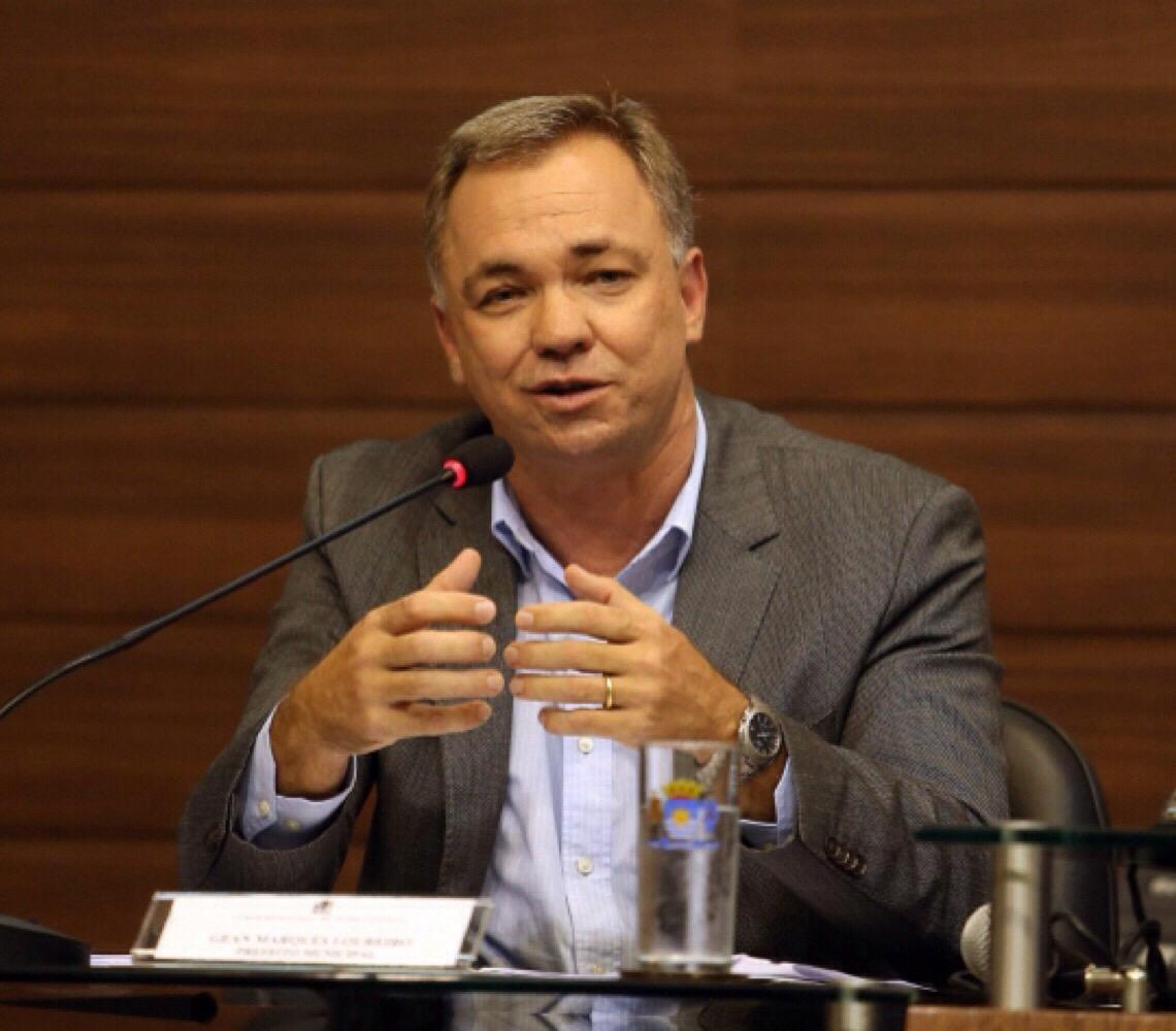 Gean Loureiro. Prefeito de Florianópolis é solto após prestar depoimento
