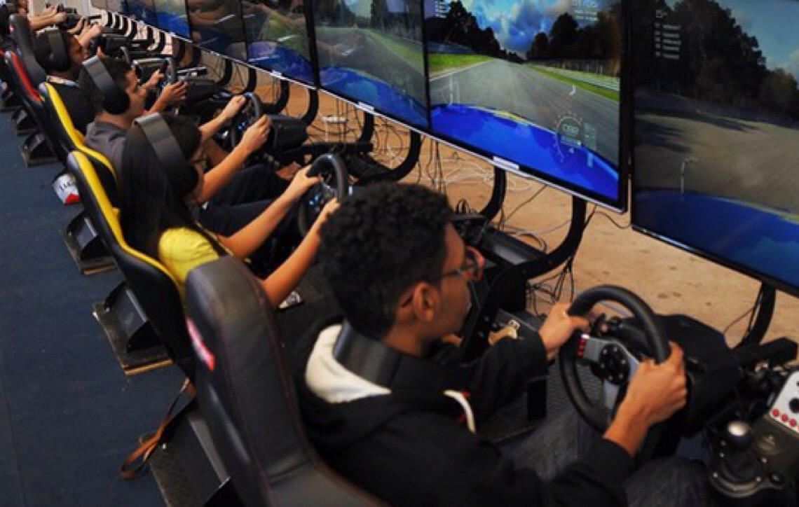 Campus Party em Brasília modificará o trânsito próximo ao Estádio Nacional. Evento ocorrerá até este domingo
