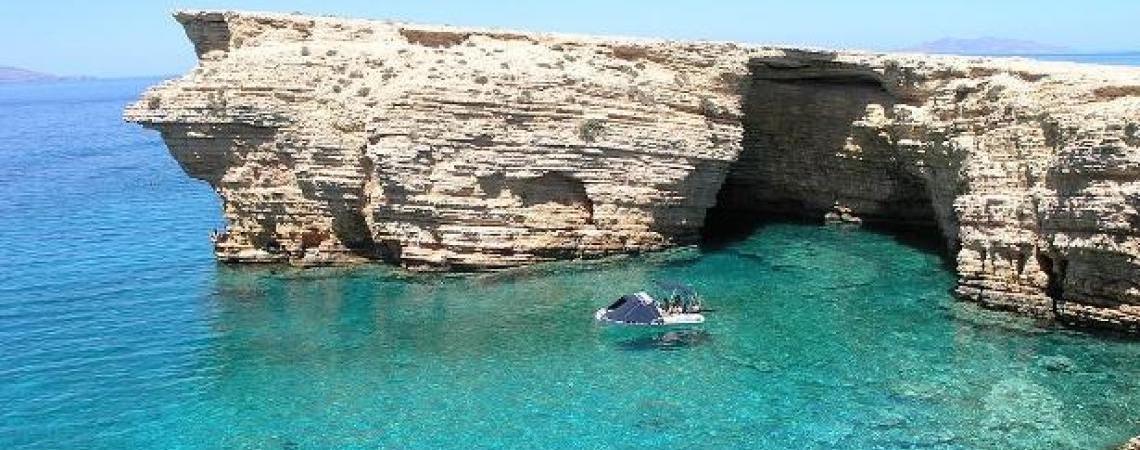 Grécia: duas ilhas (quase) secretas no mar Egeu