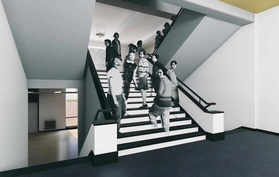 Uma viagem pela Bauhaus