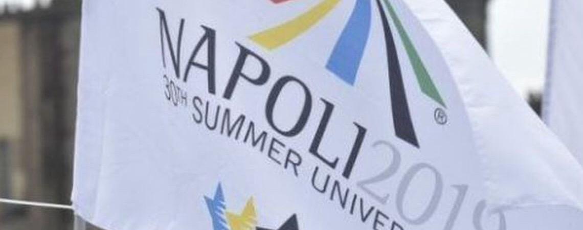 Judô brasileiro garante primeiro bronze na Universíade de Nápoles