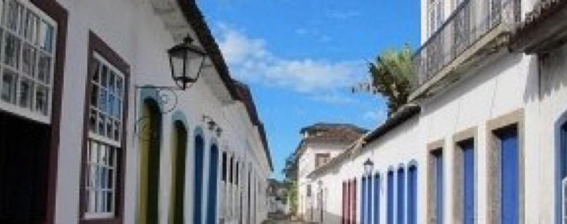Paraty é reconhecida como patrimônio cultural e natural da humanidade