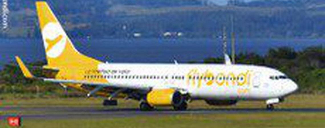 Companhia aérea argentina Flybondi começa operar no Brasil a partir de outubro