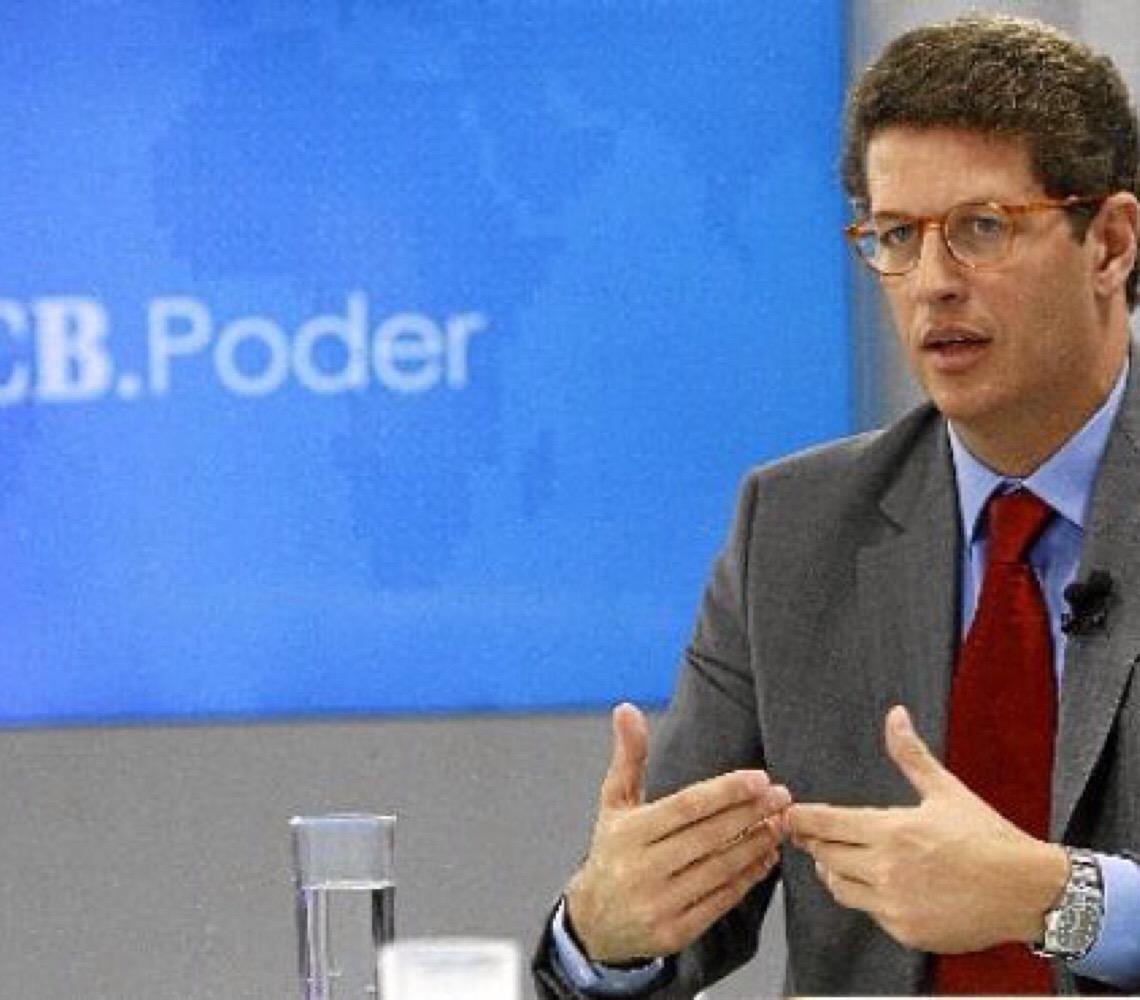 Ministro Ricardo Salles. Houve descaso absoluto da questão ambiental das cidades no Brasil