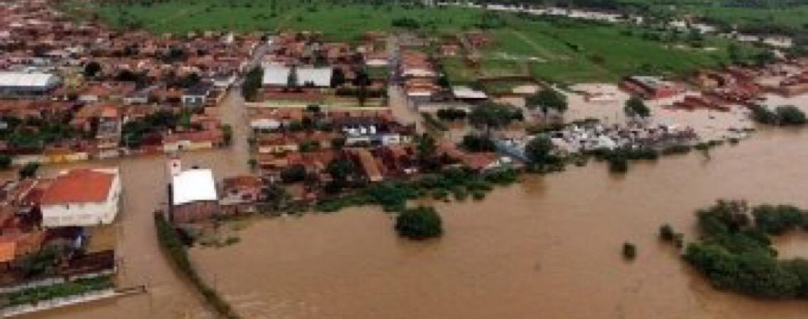 Governo da Bahia confirma rompimento da Barragem do Quati