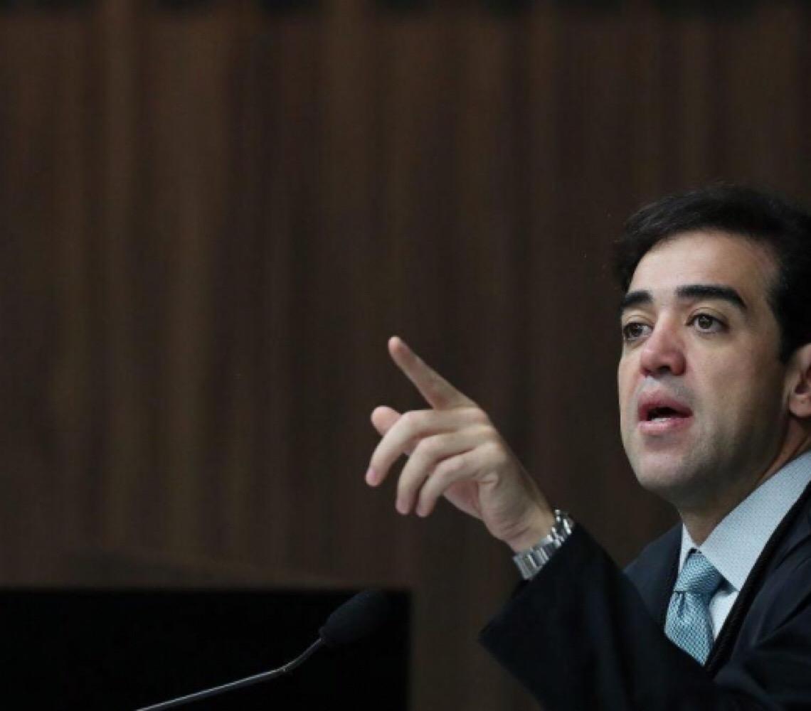 """Para Bruno Dantas os escândalos de corrupção """"só foram possíveis porque os sistemas de controle foram muito falhos"""""""