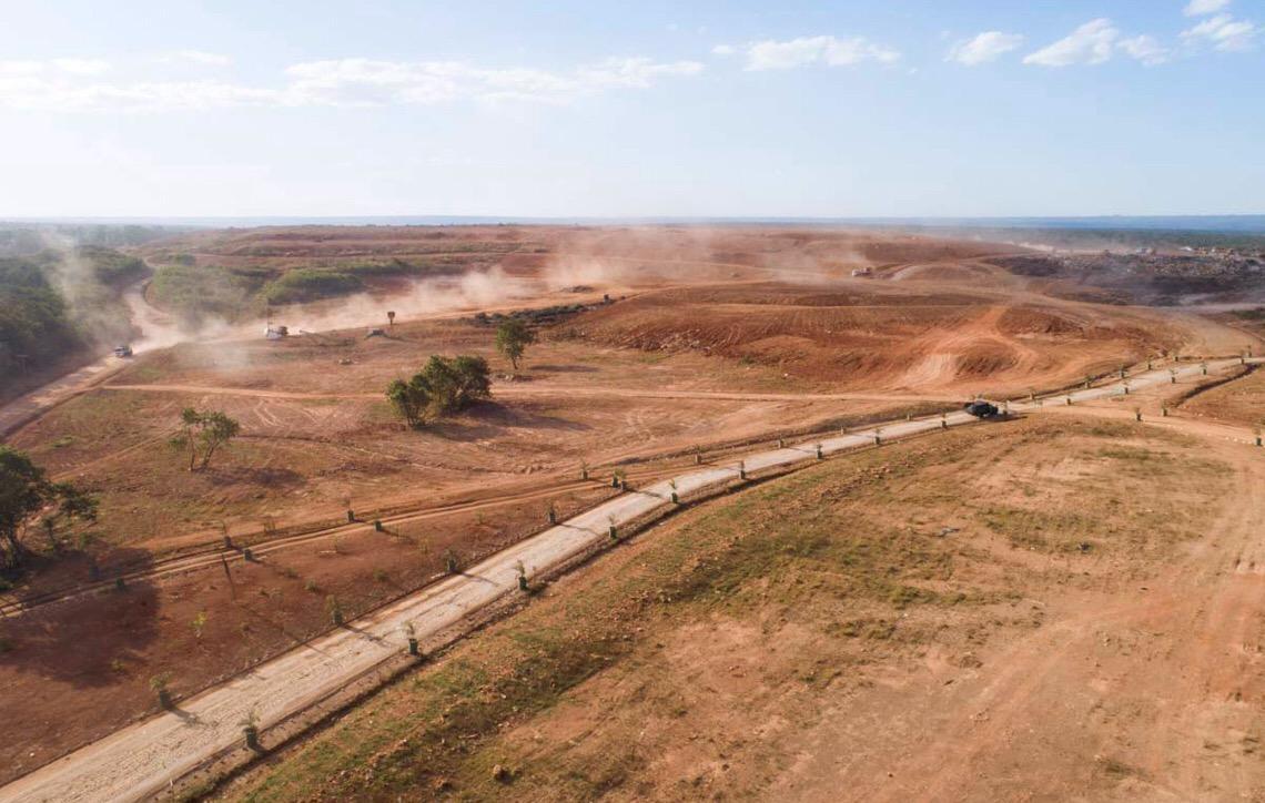 Sem recuperação ambiental em Brasília. Fechamento do Lixão completa um ano e meio