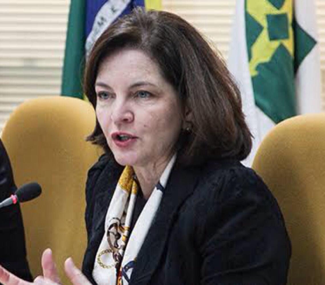 Raquel Dodge diz que Lava Jato tem apoio 'institucional e administrativo' da Procuradoria-Geral da República