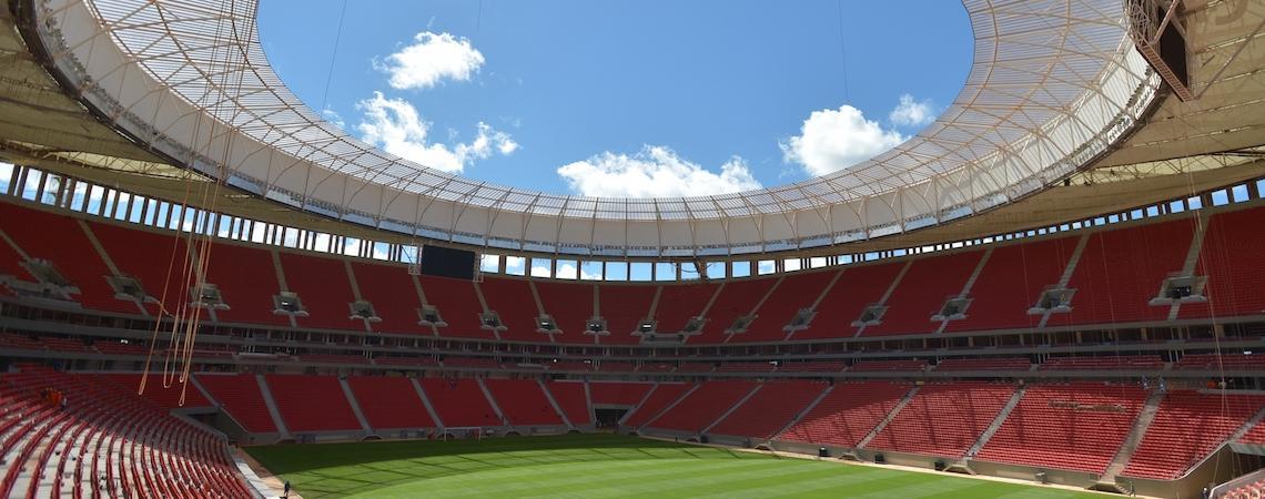 Vasco x Flamengo será disputado no Mané Garrincha, em Brasília