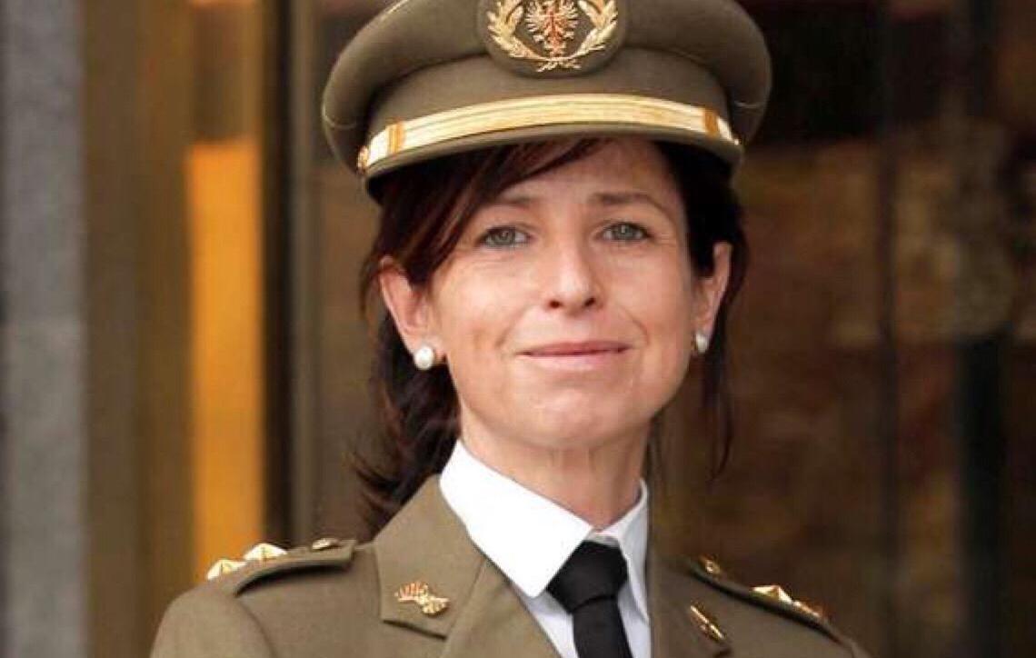 Pela primeira vez uma mulher será general do Exército espanhol