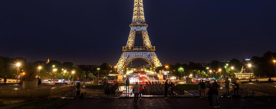 Paris. A idade luz espera por você