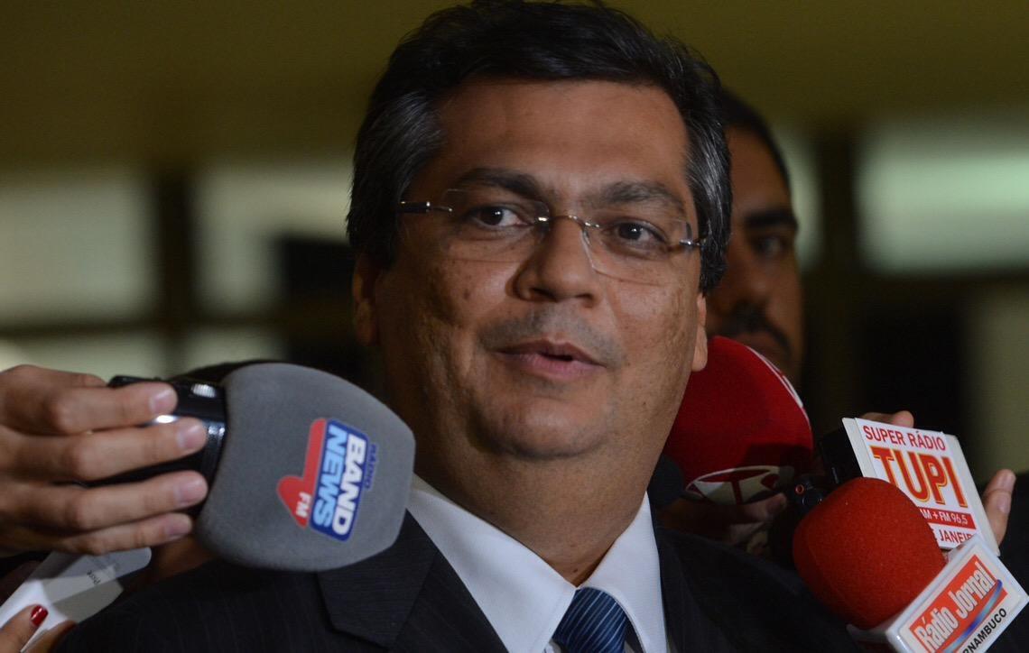 Preconceito com o Nordeste. Bolsonaro se referia a Flávio Dino, governador do Maranhão