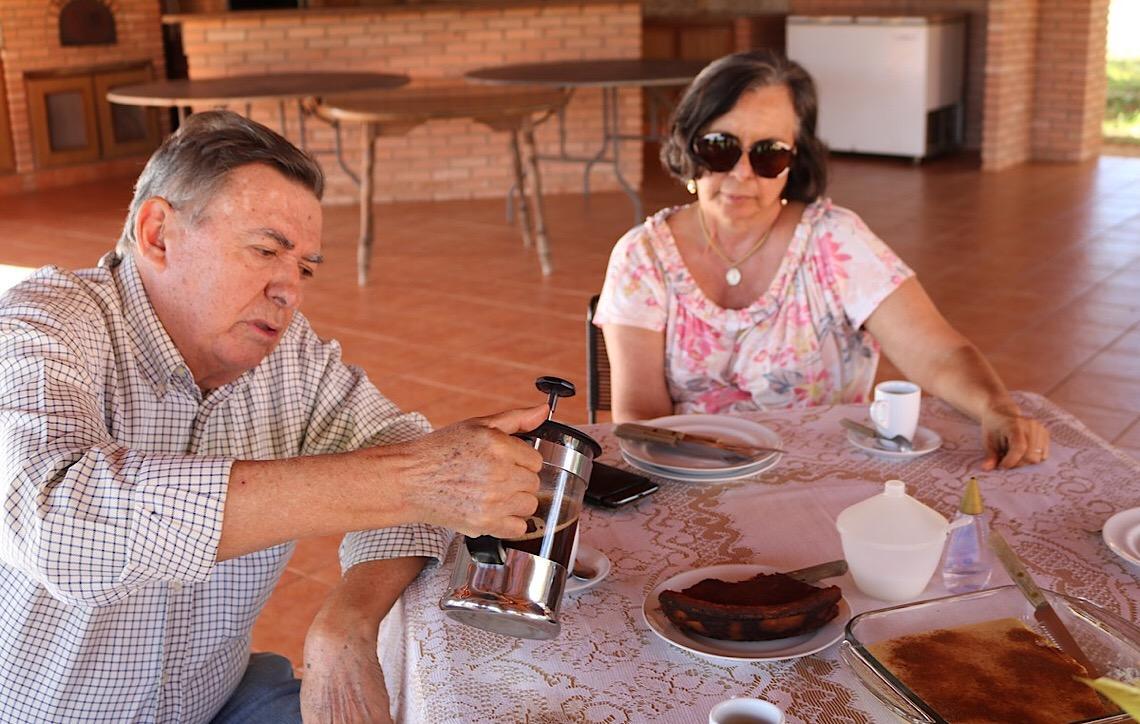 Café produzido em Brasília é o primeiro do centro-oeste a ser premiado na Itália
