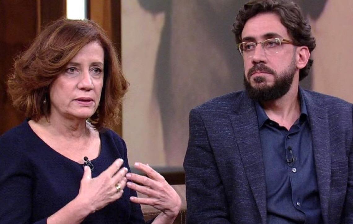 ABI repudia mentiras e ofensas do presidente Jair Bolsonaro à jornalista Míriam Leitão