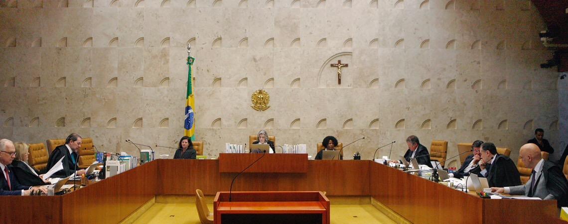 "Brasil é alegria de bandido que conta com apoio dos ""garantistas"" do Supremo"