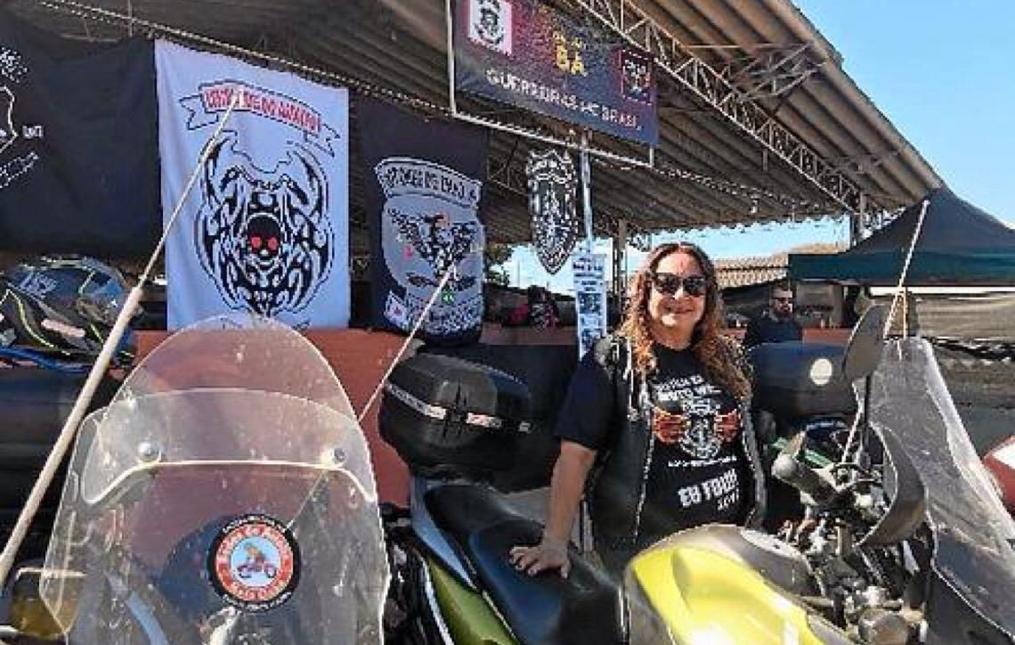 Rainhas do asfalto. Motoclubes formados só por mulheres participam do Brasília Capital Moto Week