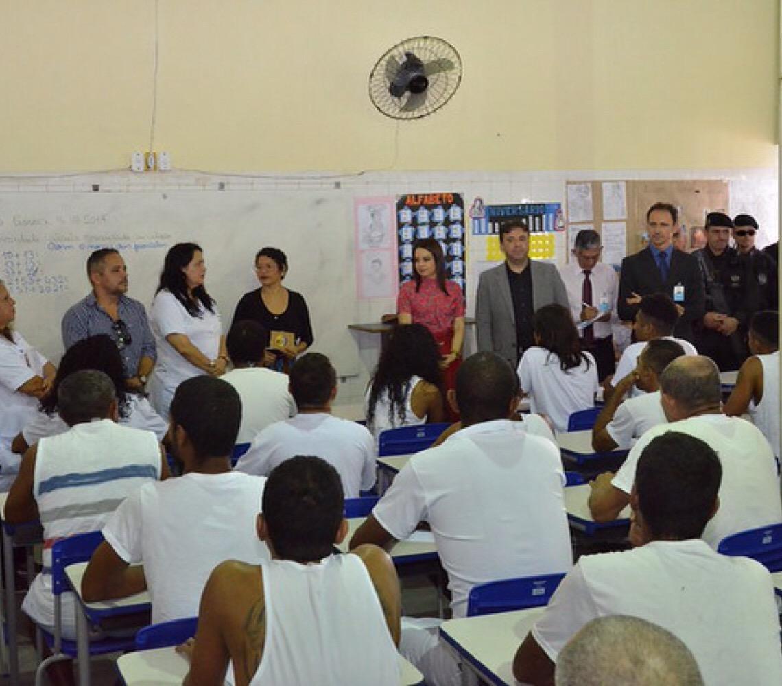 Representantes do Judiciário e da Educação apontam Escola como via de ressocialização