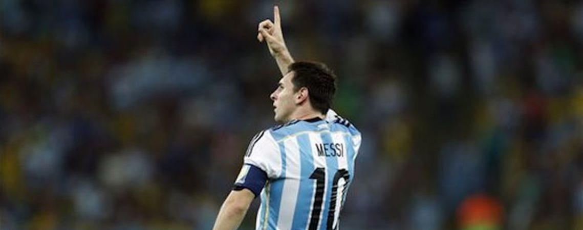 Messi se desculpa com a Conmebol por acusações na Copa América
