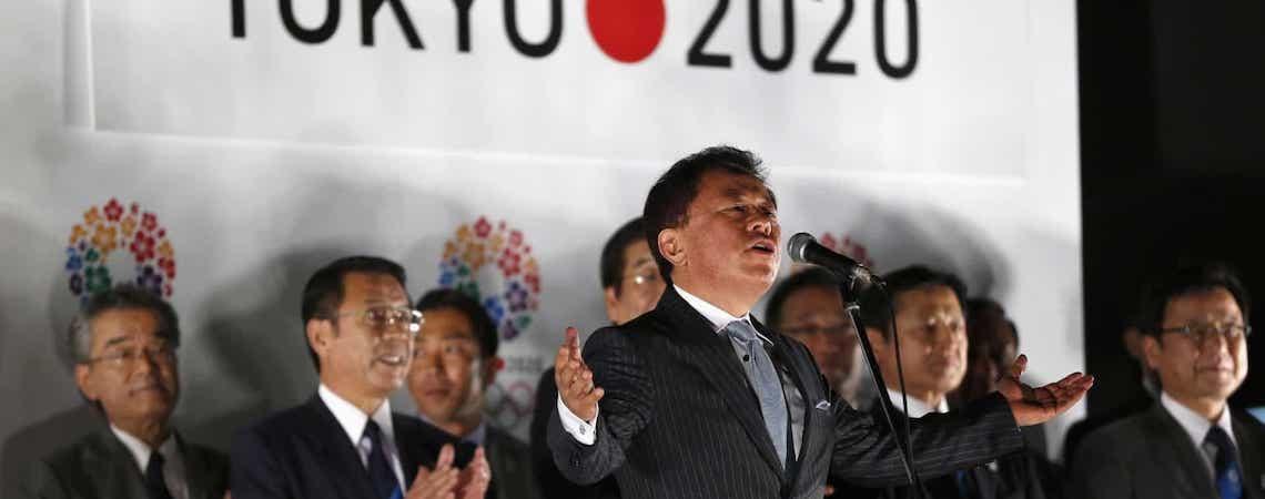 Começa contagem regressiva para Olimpíadas de Tóquio